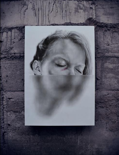 , 'Why Did I Stay? ,' 2018, Maddox Gallery
