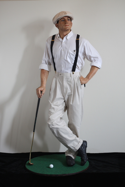 , 'Golfer,' 2014, Opera Gallery