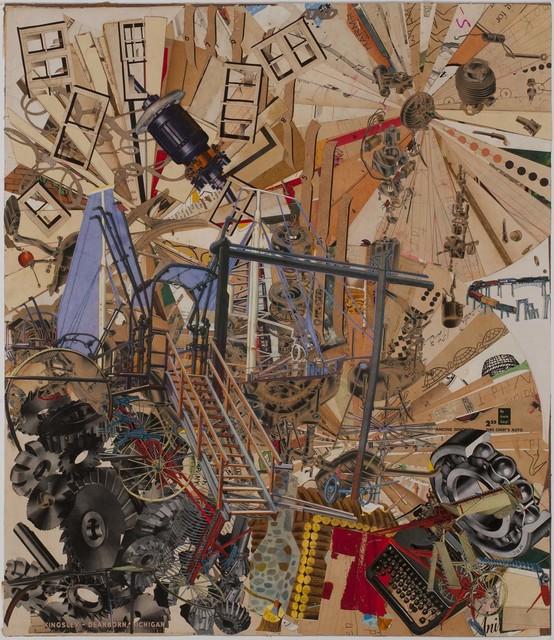 , 'Lambretta,' 2014, Pavel Zoubok Gallery