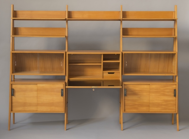 , 'Bookcase 150,' 1953, Galerie Pascal Cuisinier