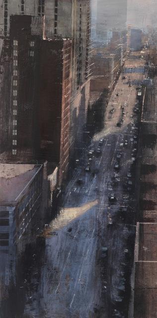 , 'Luces y sombras en la calle,' 2016, PIGMENT GALLERY