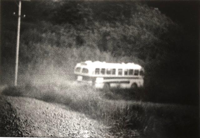 , 'Bus, Ishikawa,' 1979, The Lapis Press