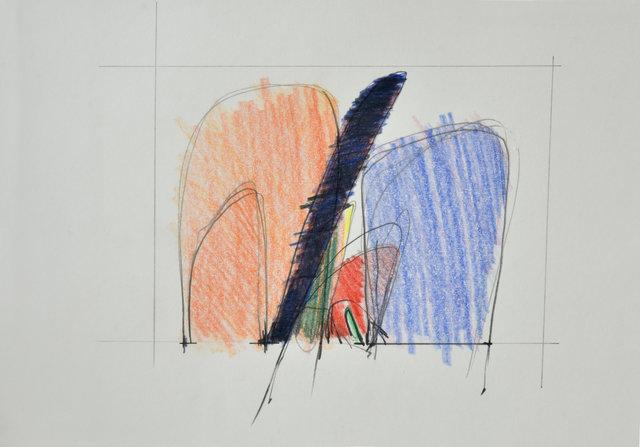 Nick Dawes, 'Untitled 5', 2019, Galerie Kornfeld