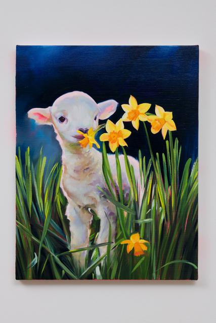Sam McKinniss, 'Lamb', 2017, Team Gallery