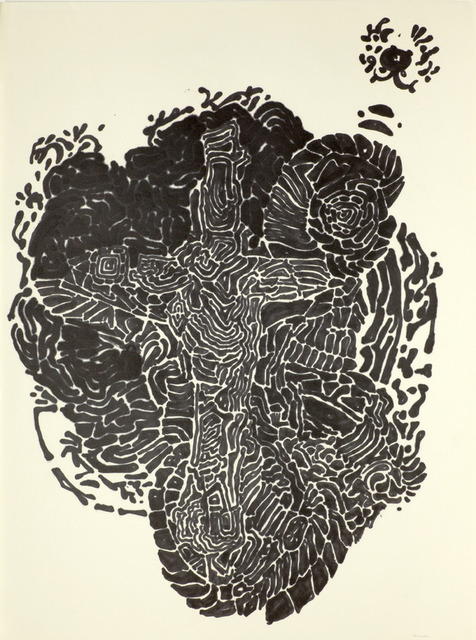 , 'CROSS,' 1963, Kohn Gallery