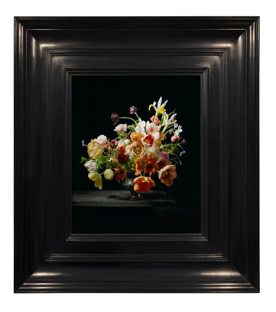 , 'Transforming Flowers in a Vase,' 2016, Ben Brown Fine Arts