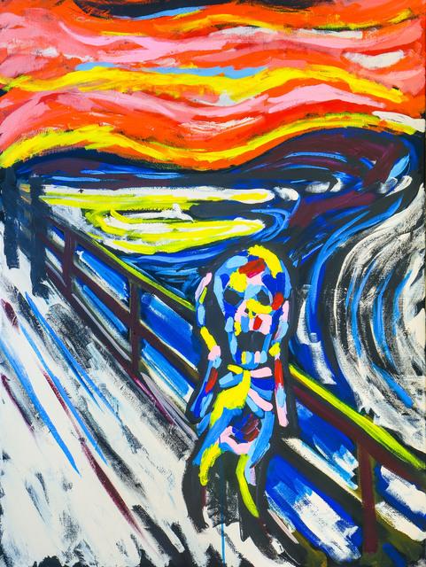 , 'Scream ,' 2017, Maddox Gallery