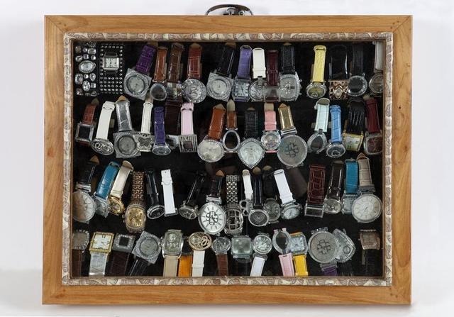 , 'Diamants Indigènes,' 2008, Stedelijk Museum Amsterdam
