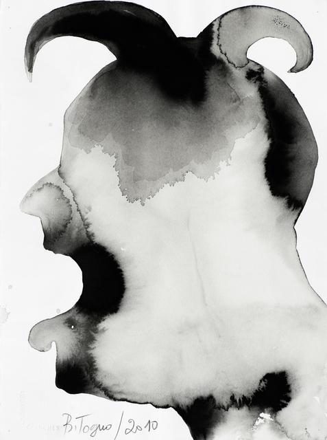, 'Devil Heads VII,' 2010, Hopstreet