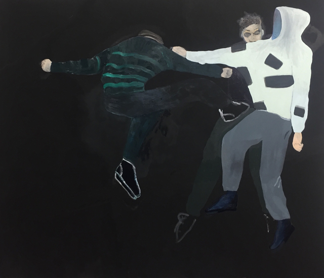 ", '""in the air"",' 2018, Michael Werner Gallery"