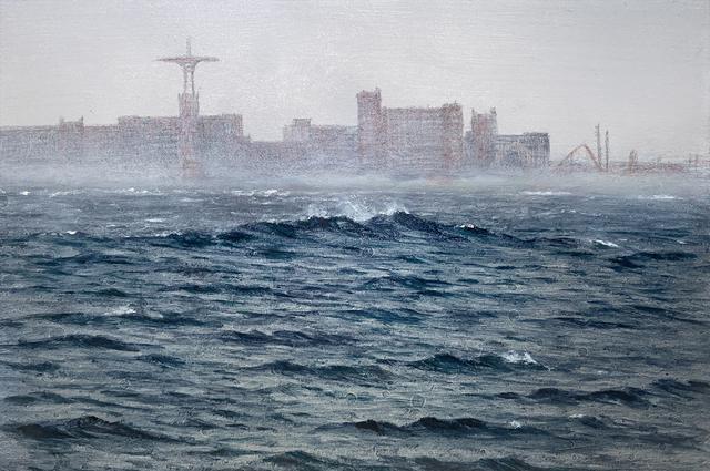 , 'Coney Island Channel,' 2020, 33 Contemporary