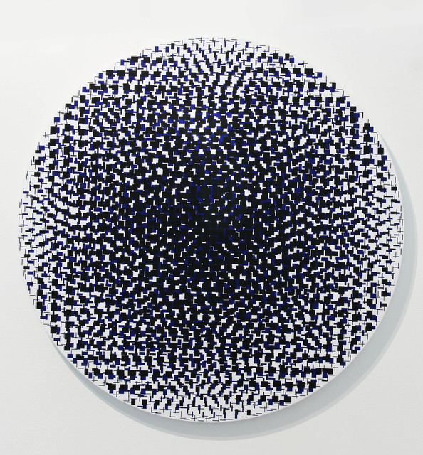 Matti Kujasalo, 'Painting (n°17.11.2014)', 2014, Painting, Galerie Denise René