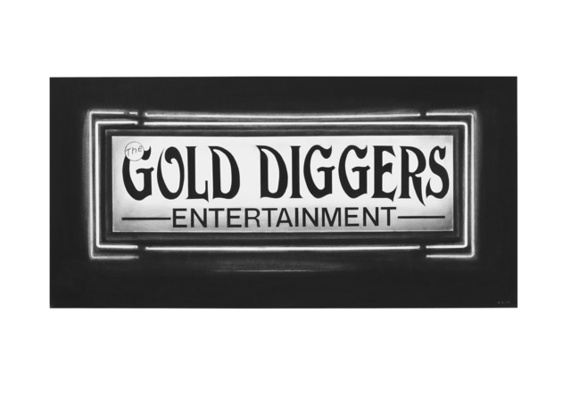 , 'Gold Diggers Entertainment,' 2017, KP Projects
