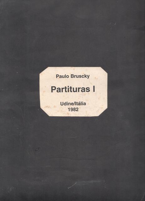 , 'Partituras I,' 1982, Galeria Nara Roesler