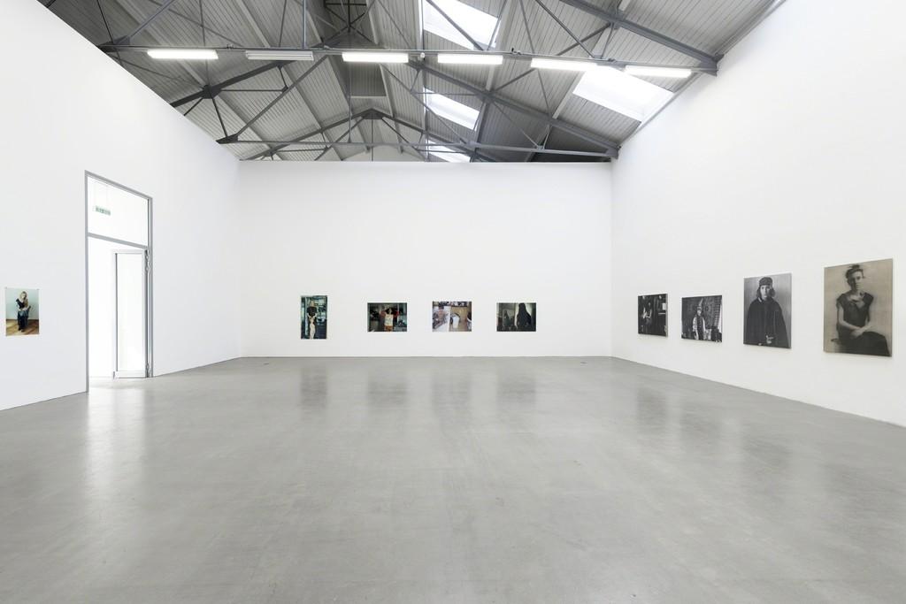 Exhibition view, 2018, Galerie EIGEN + ART Leipzig, Photo: Uwe Walter, Berlin