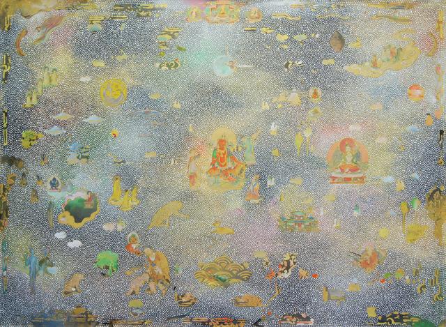 , 'Orange Tara,' 2016, Dominik Mersch Gallery