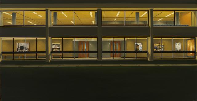 , 'A Landscape Divided,' 2015, Galerie D'Este