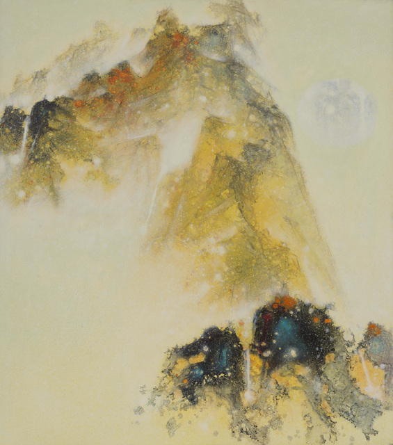 , 'Untitled,' 1980, Galerie du Monde