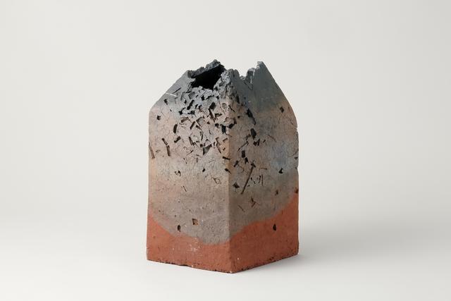 , 'Sado Island Square Jar,' 2016, Onishi Gallery