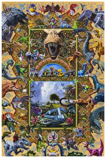 , 'Dinosaurs,' , Gregorio Escalante Gallery
