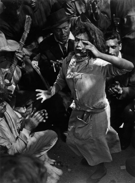 , 'Danseuse gitane Saintes Maries de la Mer, 1959,' , Beck & Eggeling