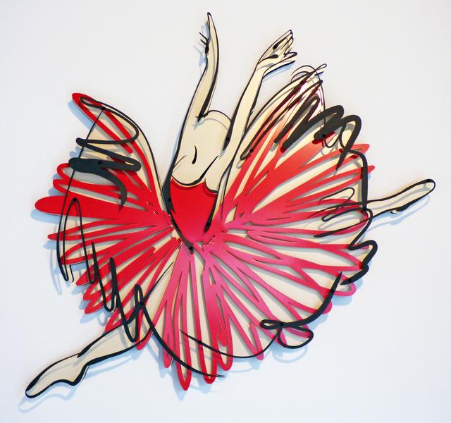 , 'Ballerina - Red,' 2016, FP Contemporary