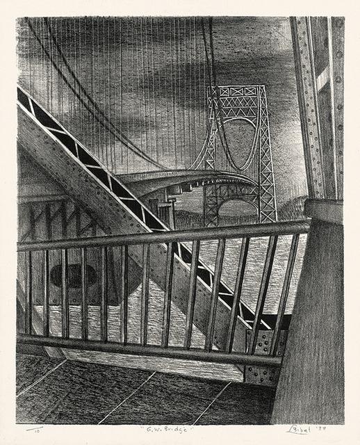 , 'G. W. Bridge,' 1938, Keith Sheridan, LLC