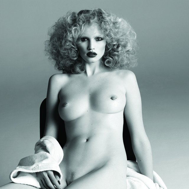 , 'Lara Stone as Candy Darling—Purple Magazine,' 2007, Gagosian