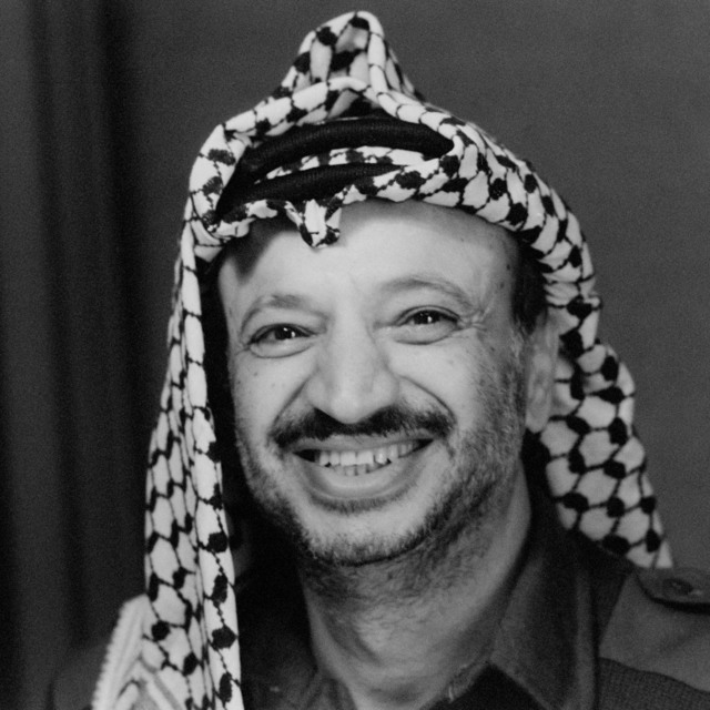 , 'Jassir Arafat,' 1978, CAMERA WORK