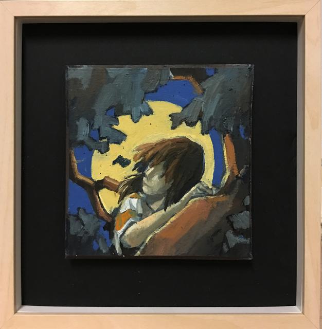 , 'Il viandante notturno,' 2018, Collezionando Gallery