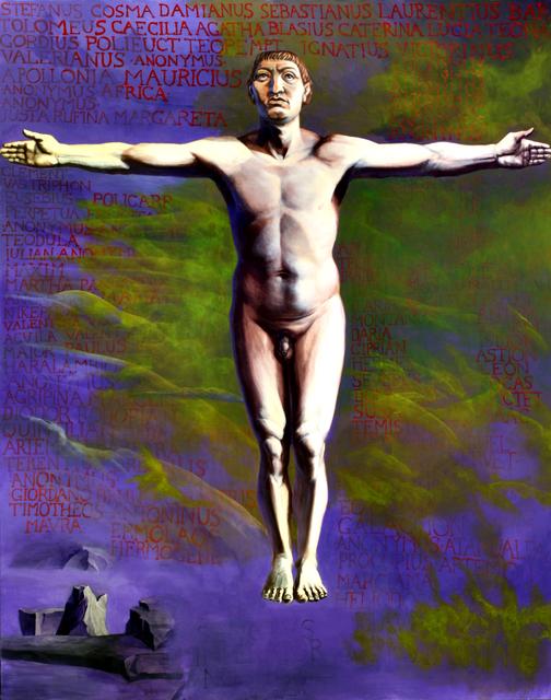 , 'Optimus Pater,' 2007, Anaid Art
