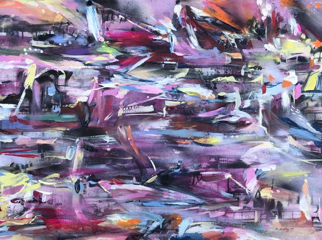 Regina Scully, 'Inner Journey 30', 2019, Octavia Art Gallery