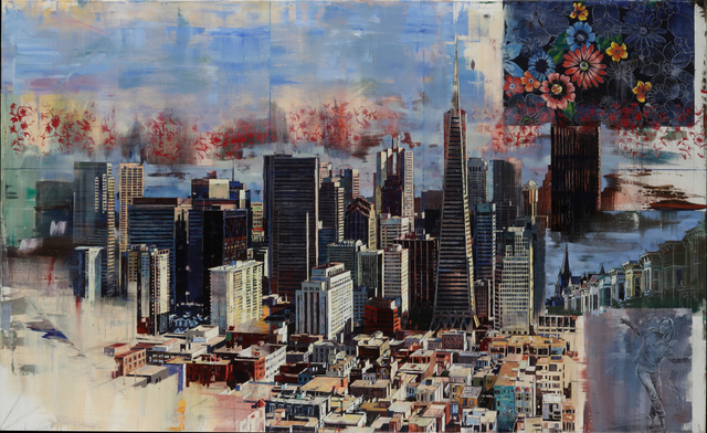 , 'City of Love,' 2018, Caldwell Snyder Gallery