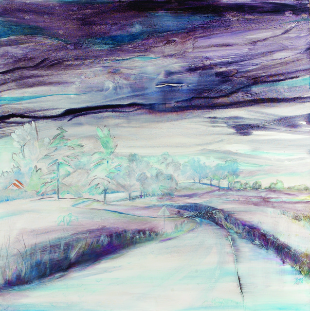 , 'Seasons I Winter,' 2011-2013, Walter Wickiser Gallery