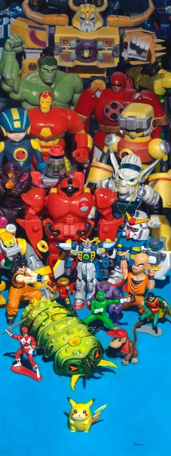 , 'Toys,' 2016, Cavalier Galleries