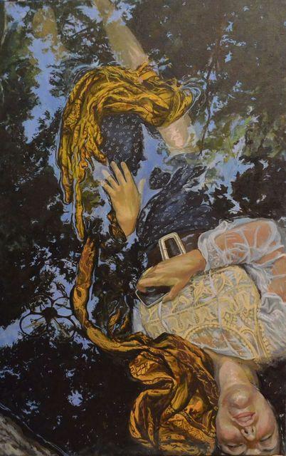 , 'The Trees Become Her,' 2016, Fernando Luis Alvarez Gallery