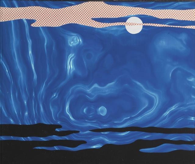 Roy Lichtenstein, 'Moonscape (C. 37)', 1965, Sotheby's