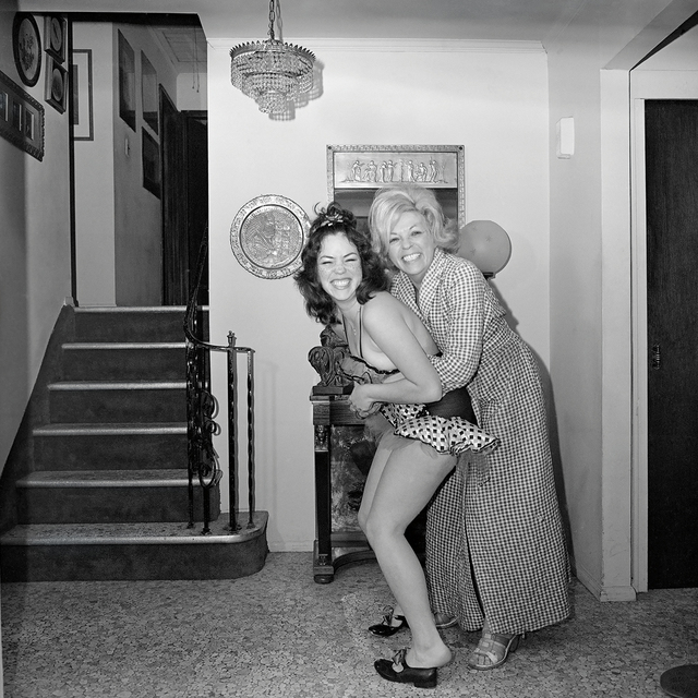 Meryl Meisler, 'Self-Portrait,Tap Dancing with Mom, North Massapequa, NY. January 1975', 2016, Undercurrent Projects
