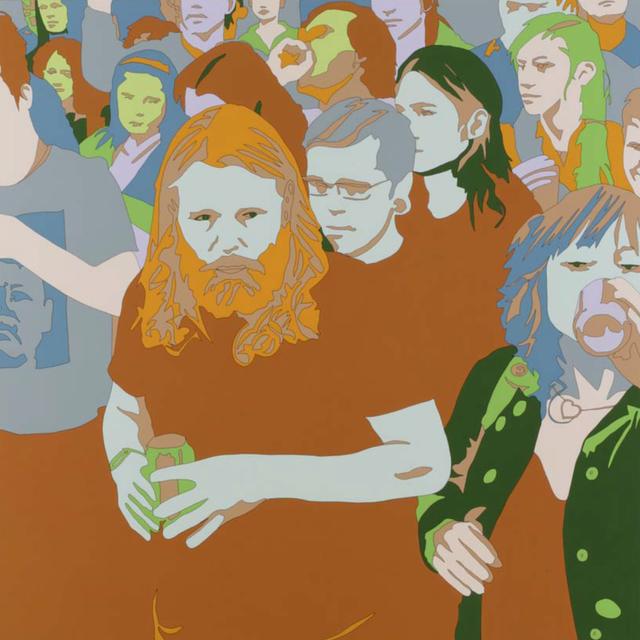 , 'Inside the Circle,' 2007, Galeria Senda