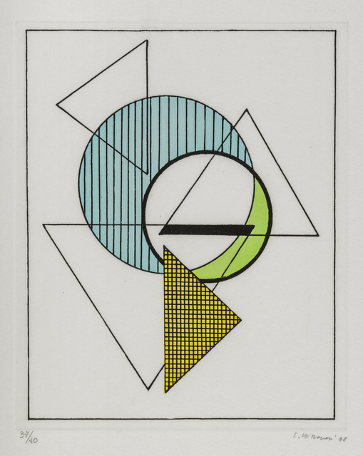 Luigi Veronesi, 'Composizione', 1998, ArtRite