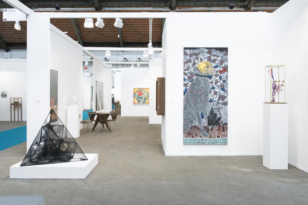 Galerie Daniel Templon Paris-Bruxelles (c) Isabelle Arthuis