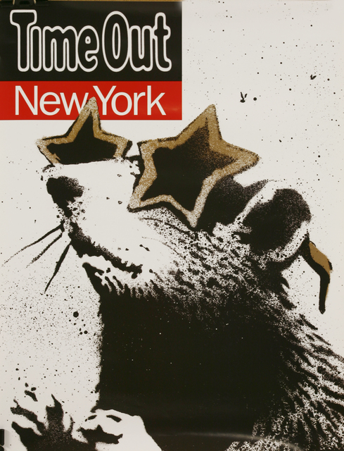 After Banksy, 'Time Out New York Poster', 2010, Sworders
