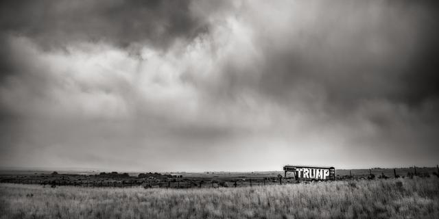 , 'Trump, I-80, Wyoming,' , Soho Photo Gallery