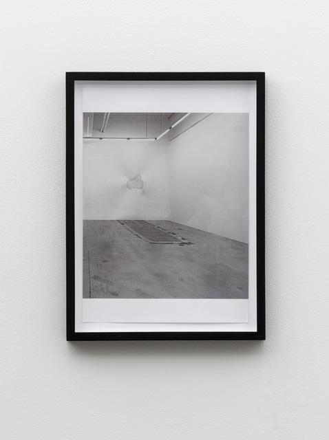 , 'Mural (Stain),' 2016, Galleri Nicolai Wallner