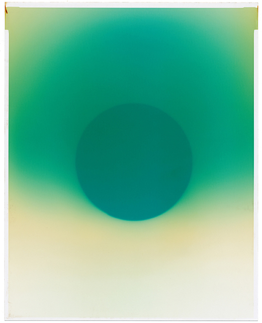, 'LightBreak wavelength 503nm,' 2015, Martin Asbæk Gallery