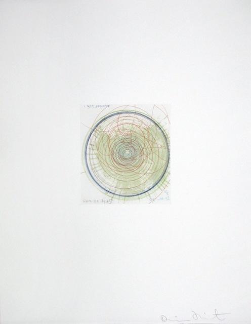 Damien Hirst, 'I Get Around, from In a Spin', Gregg Shienbaum Fine Art