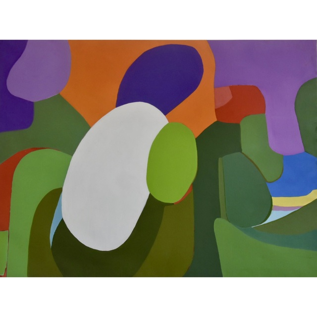 Lourdes García O'Neill, 'Untitled', 2020, Painting, Oil on canvas, Galería Marita Segovia