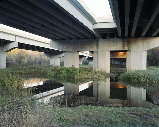 , 'Untitled (Underpass, from Borderland),' 2013, Resource Art