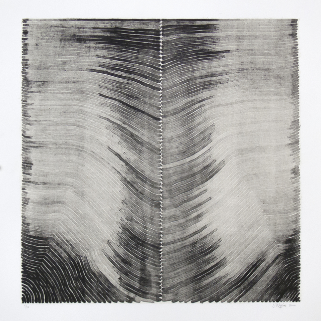 , 'Parallel Lines, Horizontal,' 2000, Manneken Press