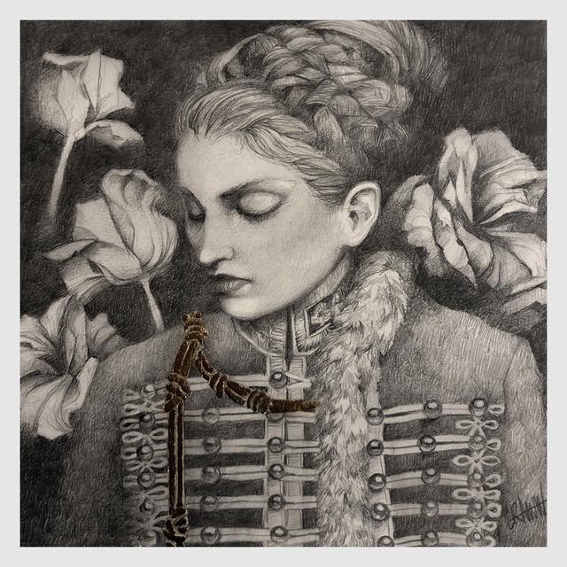 , 'Braid,' 2018, Haven Gallery